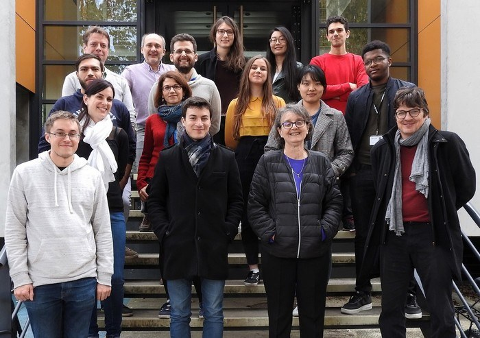 Chemistry for Optics Group Picture November 2018
