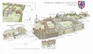 Corpus College Map_updated