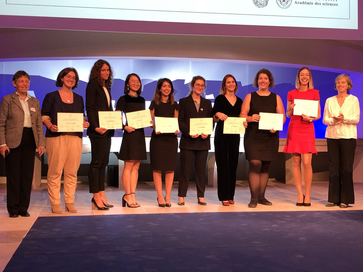 The Laureates in Materials Science © For women in Science