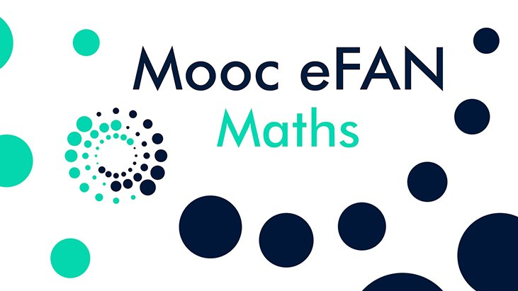 Visuel du MOOC eFAN Maths