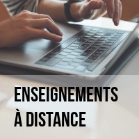 Enseignements à distance