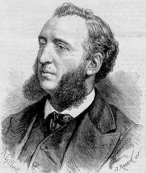 Portrait de Jules Ferry