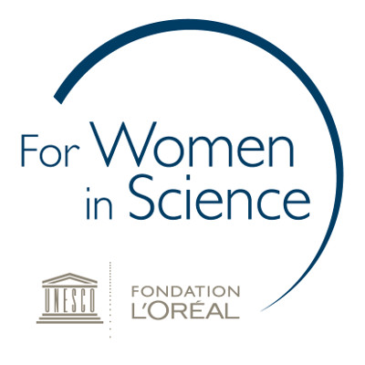 Logo L'Oréal UNESCO for women in Science