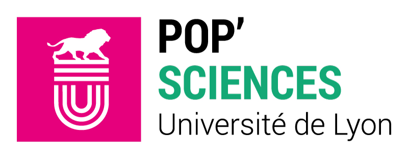 Logo Pop Sciences