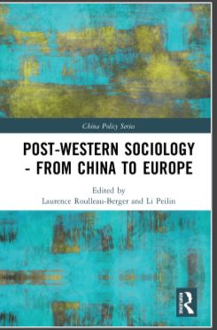 couverture du livre post western sociology