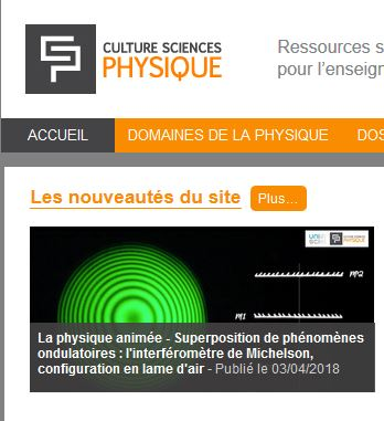 Vignette site Culture Sciences Physique