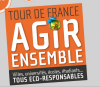 L'ENS participe au Tour de France Agir Ensemble