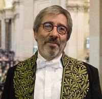 Patrick Flandrin élu vice-Président de l'académie des Sciences