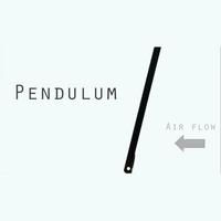 Publications: un pendule turbulent