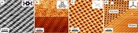 Structural and optical properties of organic nanostructures on dielectric substrates in the monolayer regime: recent trends